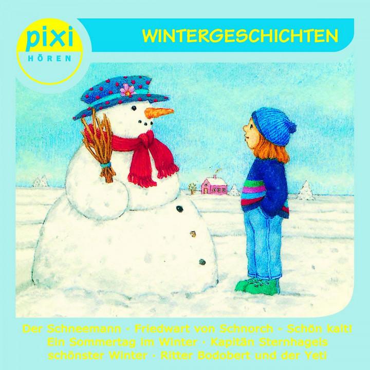 pixi HÖREN - Wintergeschichten 0602498780152
