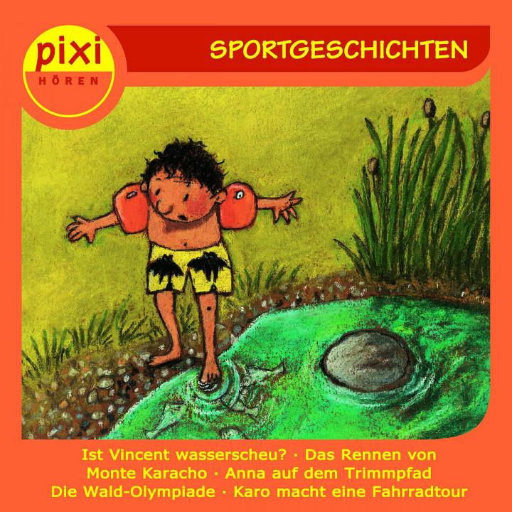 pixi HÖREN - Sportgeschichten 0602498780163