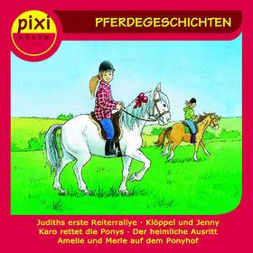 Pixi Hören, Pferdegeschichten, 00602498780176