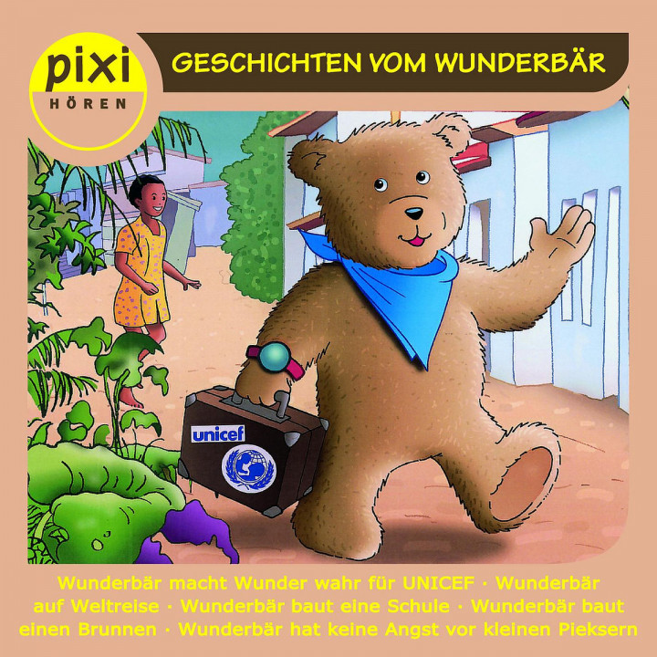pixi HÖREN - Geschichten vom Wunderbär 0602498780185