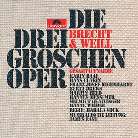James Last, Die Dreigroschenoper, 00028944283495