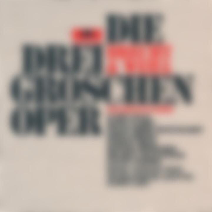 Die Dreigroschenoper 0028944283497
