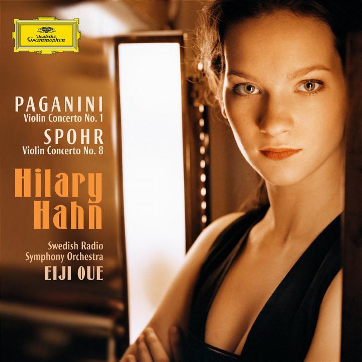 Paganini / Spohr: Violin Concertos 0028947762324