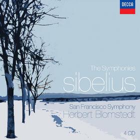 Herbert Blomstedt, Sibelius: The Symphonies, 00028947576778