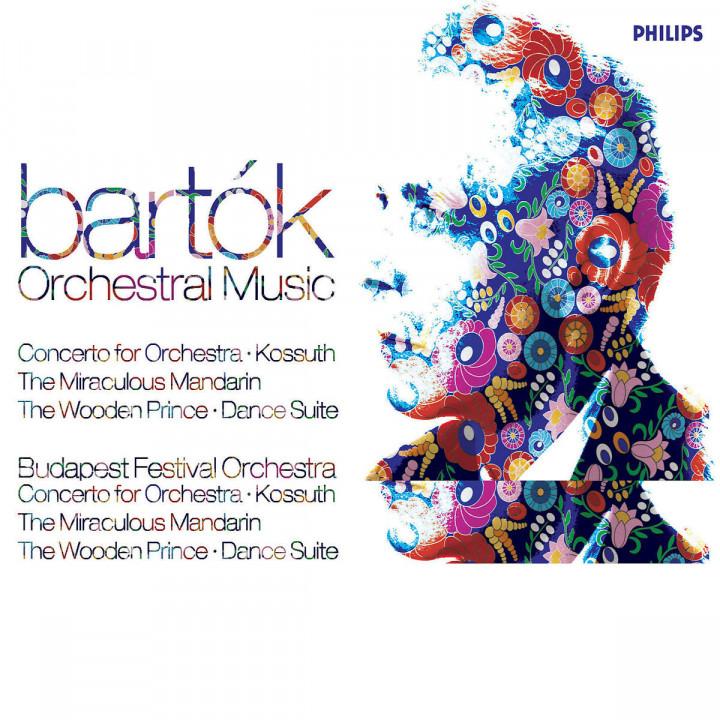 Bartok: Orchestral Music 0028947576846