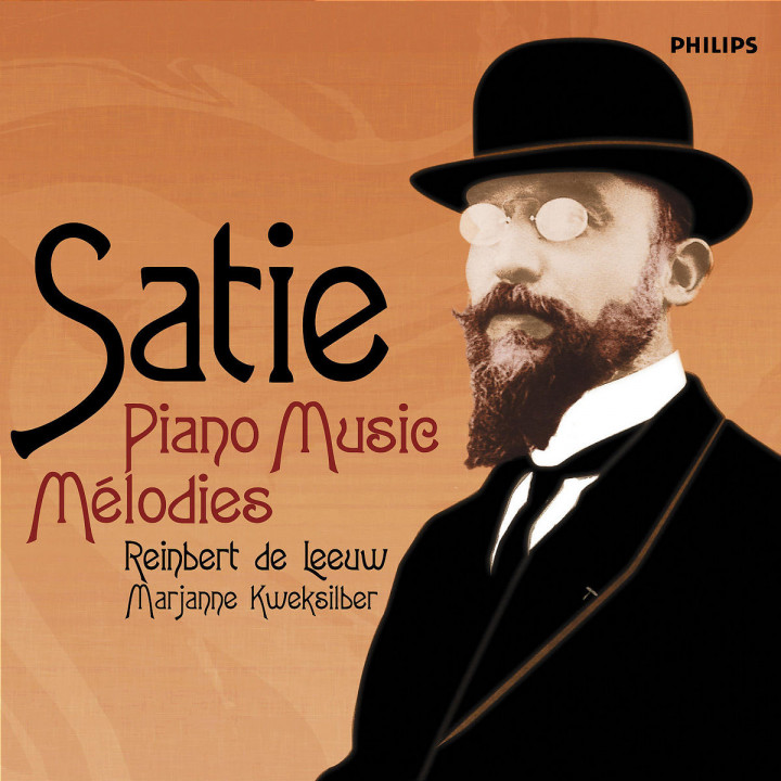 Satie: Piano Music 0028947577065