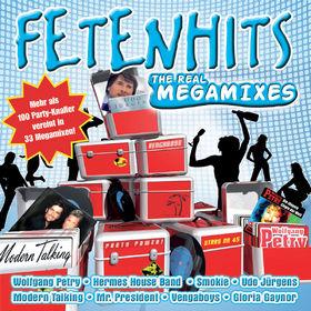 FETENHITS, Fetenhits - The Real Megamixes, 00602498418321