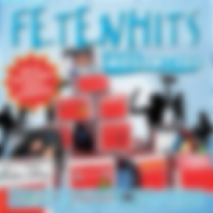 Fetenhits - The Real Megamixes 0602498418329