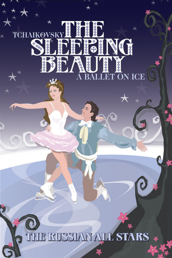 Tchaikovsky: Sleeping Beauty On Ice 0044007431399