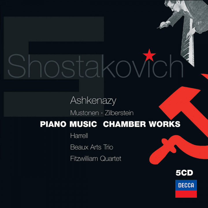 Shostakovich: Piano & Chamber Music 0028947574257