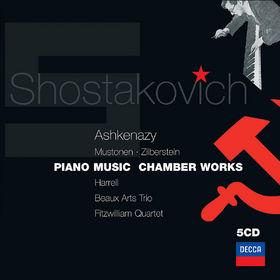 Dmitri Shostakovich, Shostakovich: Piano & Chamber Music, 00028947574255