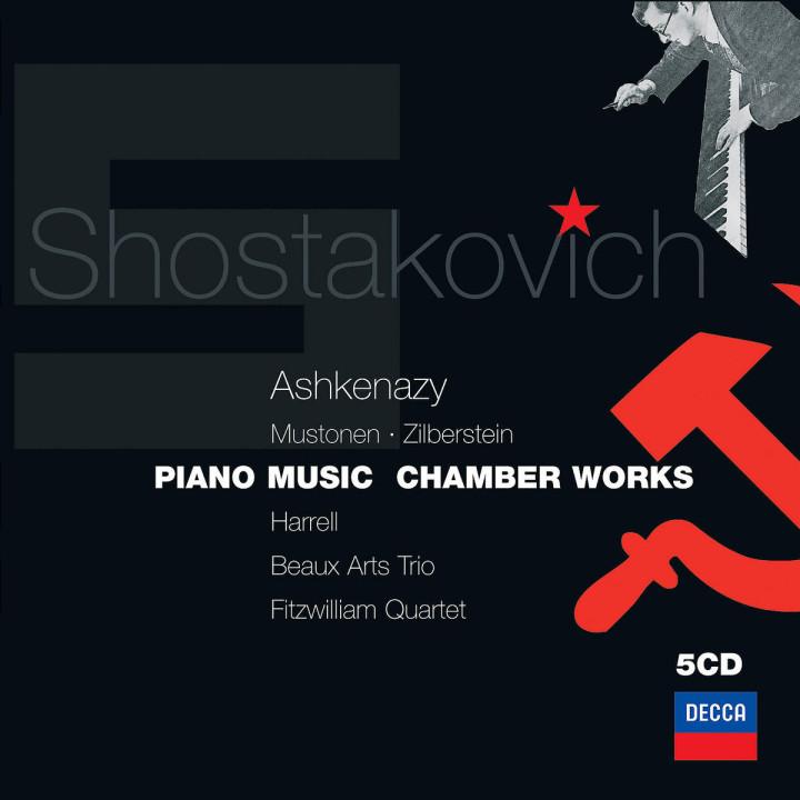 Shostakovich: Piano & Chamber Music 0028947574257