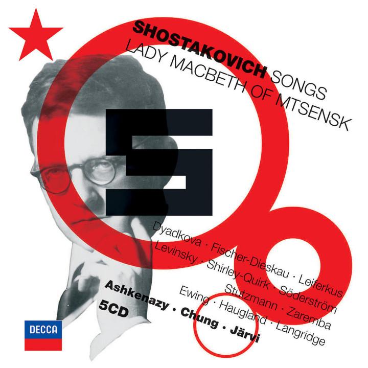 Shostakovich: Songs & Operas 0028947574419