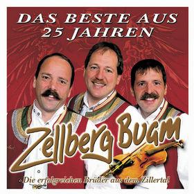 Zellberg Buam, Das Beste Aus 25 Jahren - 25 Hits, 00602517033337