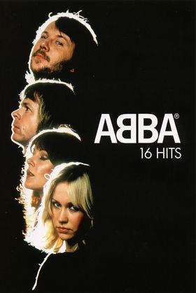 ABBA, ABBA 16 Hits, 00602498562208