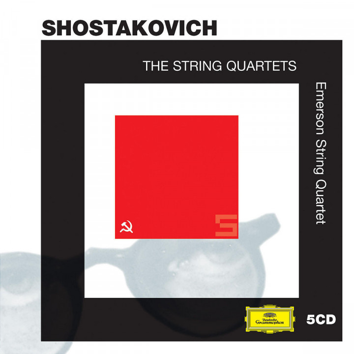 Shostakovich: The String Quartets 0028947574073