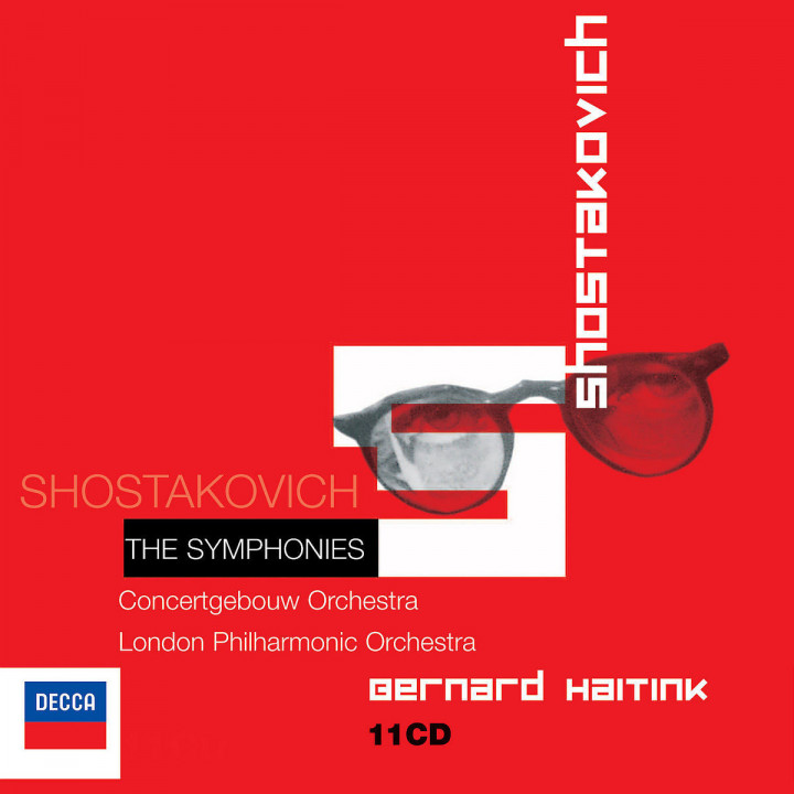 Shostakovich: The Symphonies 0028947574132