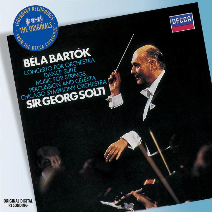 Bartok: Concerto for Orchestra etc 0028947577113