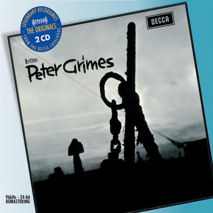 Britten: Peter Grimes 0028947577135