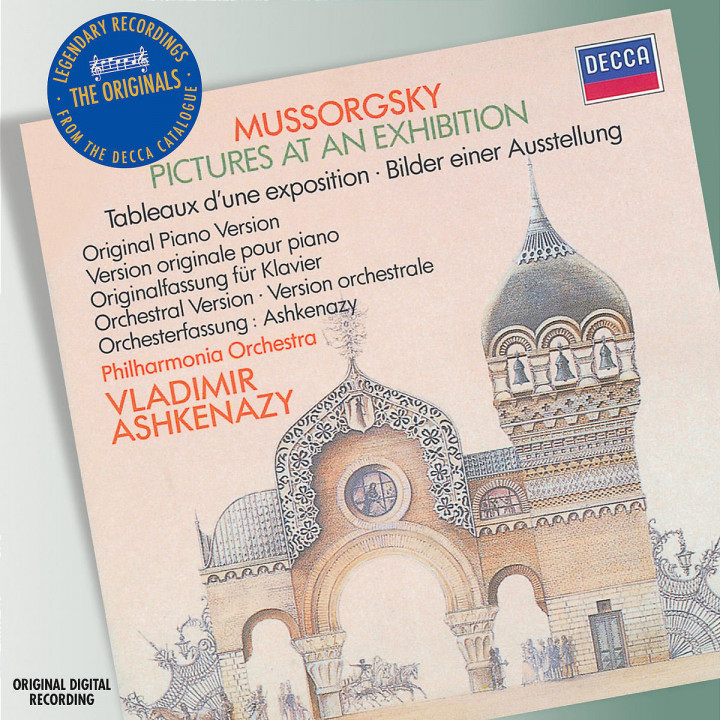 Mussorgsky: Pictures at an Exhibition 0028947577179