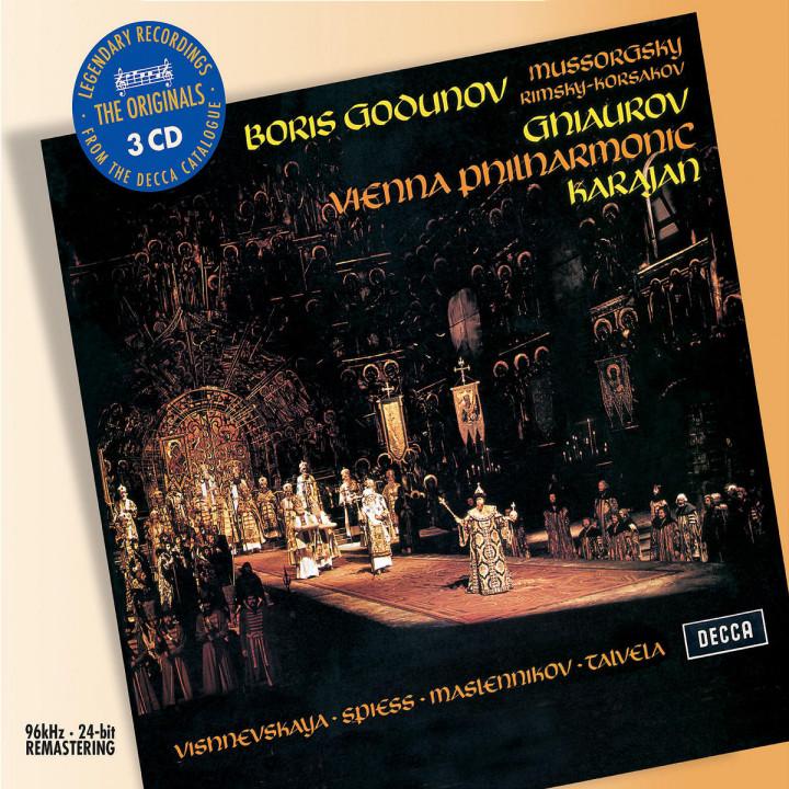 Mussorgsky: Boris Godunov 0028947577180