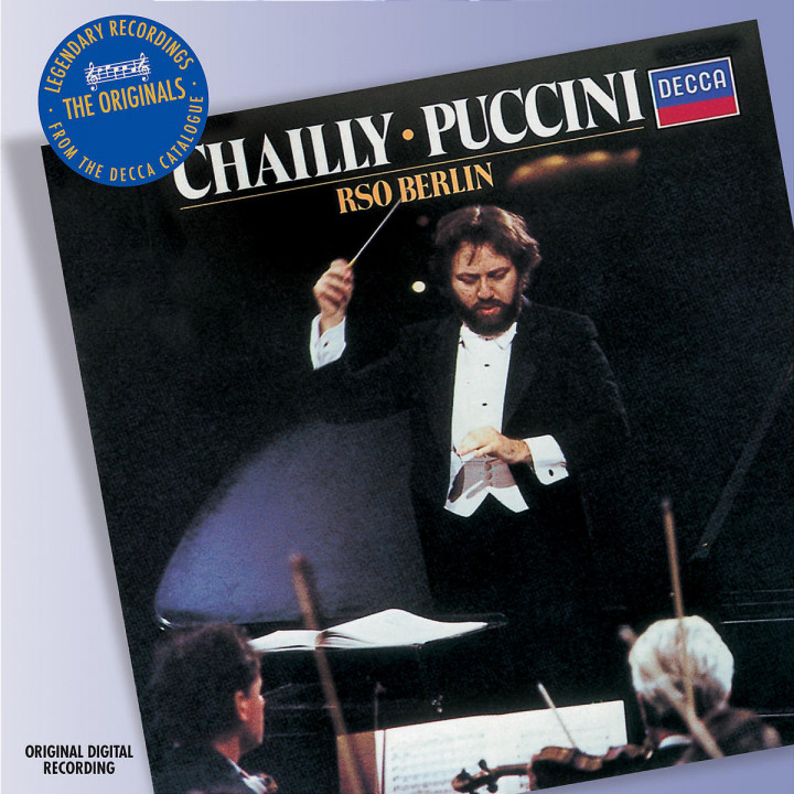 Puccini: Orchestral Music 0028947577227