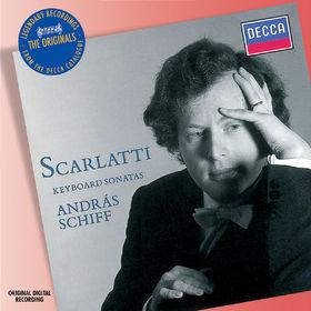 The Originals, Scarlatti: Keyboard Sonatas, 00028947577294