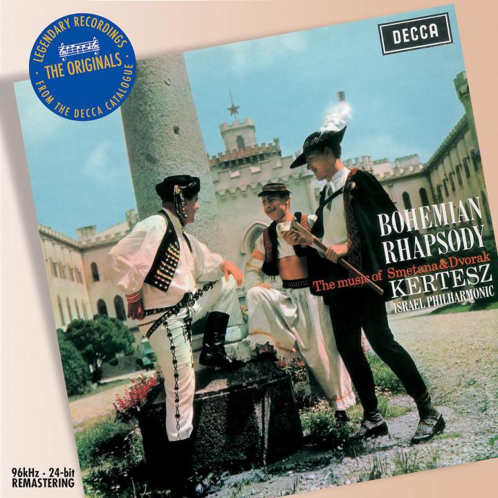 Smetana & Dvorak: Bohemian Rhapsody 0028947577308