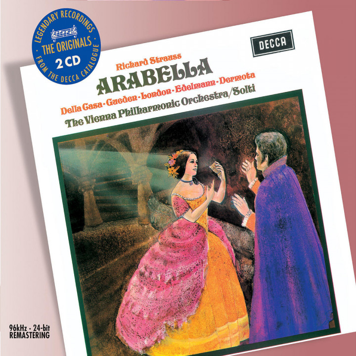 Strauss, R.: Arabella 0028947577319
