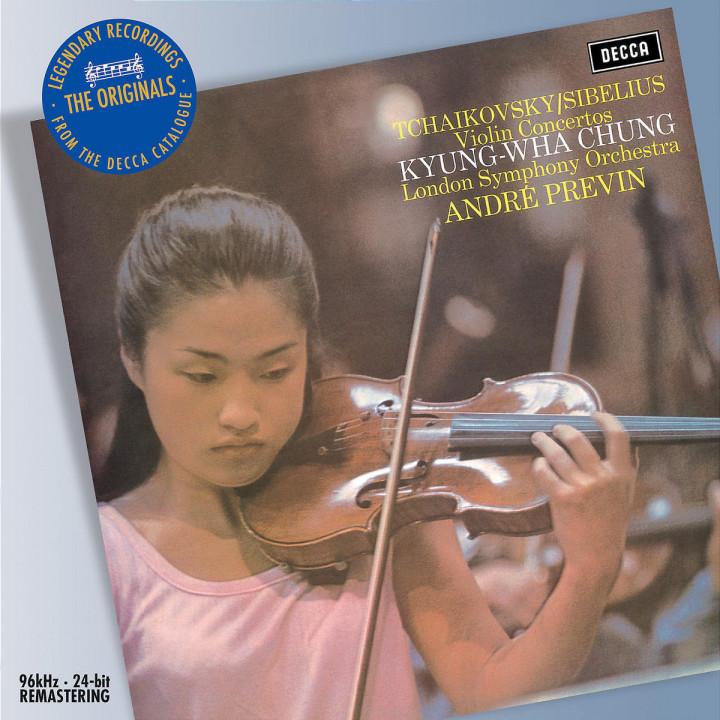 Tchaikovsky/Sibelius: Violin Concertos 0028947577342