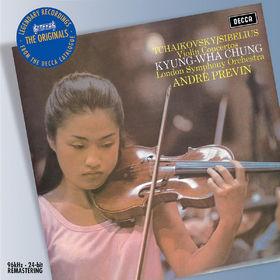 The Originals, Tchaikovsky/Sibelius: Violin Concertos, 00028947577348