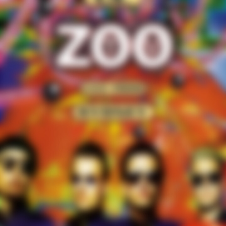 Zoo TV live from Sydney 0602517012882