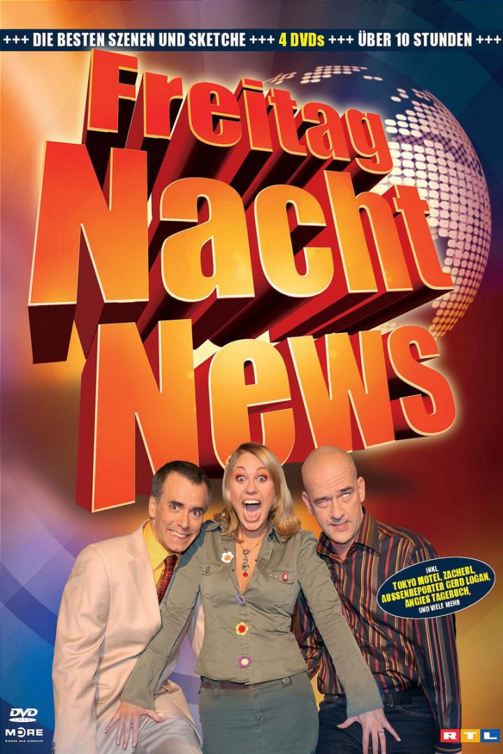 Das Beste aus Freitag Nacht News (4Dvd) 4032989601161