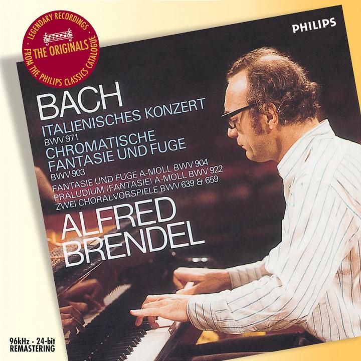 Bach, J.S.: Italian Concerto, etc. 0028947577607