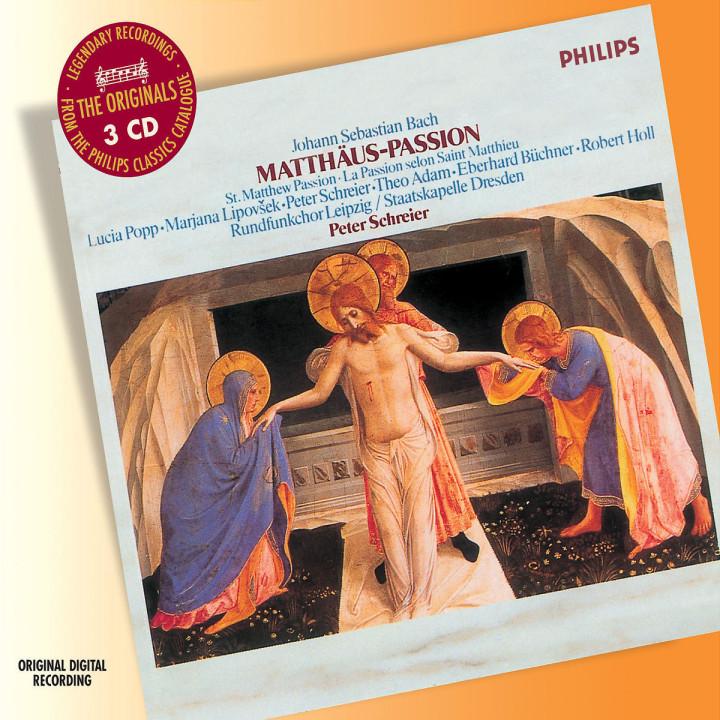 Bach, J.S.: St. Matthew Passion 0028947577618
