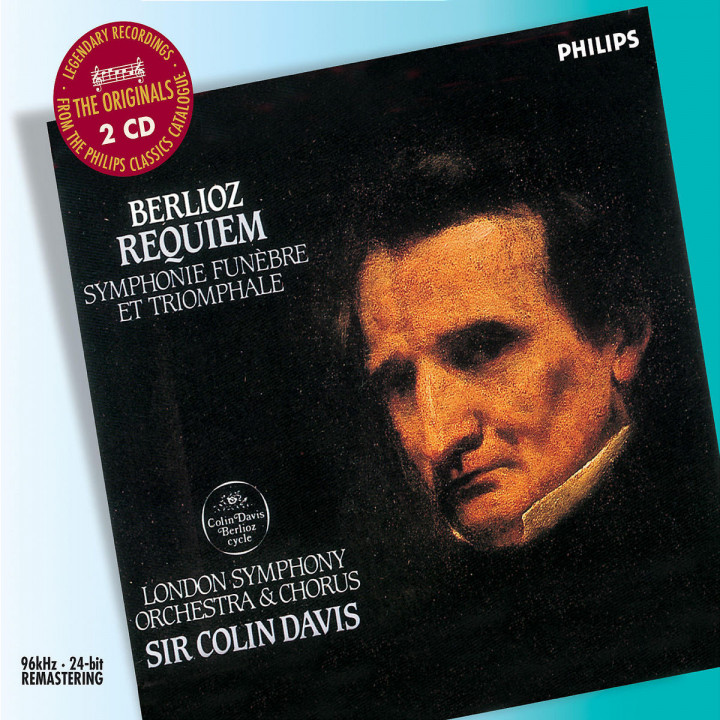 Berlioz: Requiem etc 0028947577652