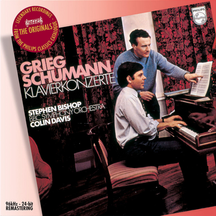 Grieg & Schumann: Piano Concertos 0028947577733