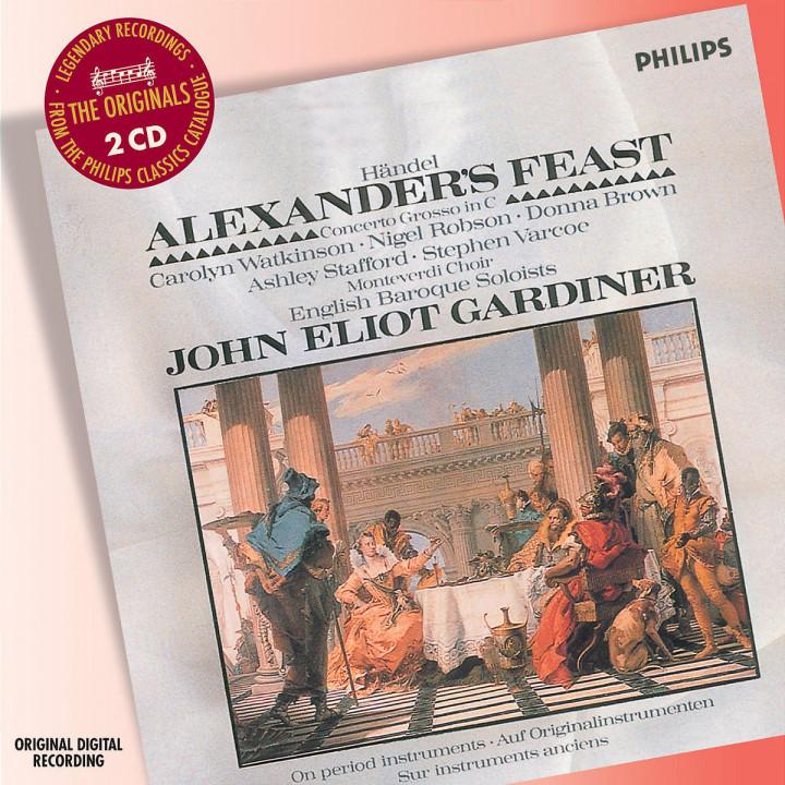Handel: Alexander's Feast 0028947577744