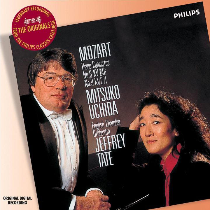 Mozart: Piano Concertos Nos.8 & 9 0028947577777