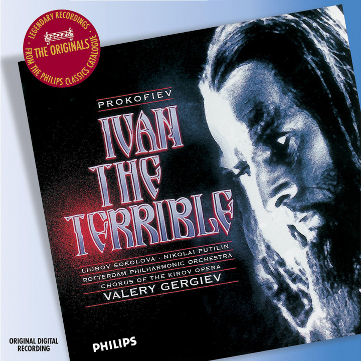 Prokofiev: Ivan the Terrible 0028947577788