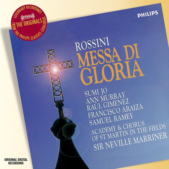 Rossini: Messa di Gloria 0028947577814