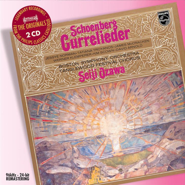 Schoenberg: Gurrelieder 0028947577825
