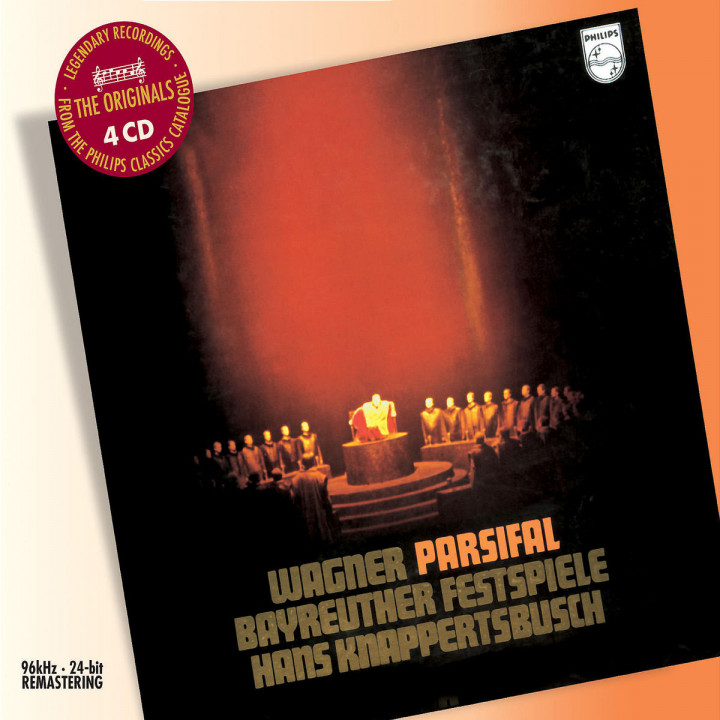 Wagner: Parsifal 0028947577858