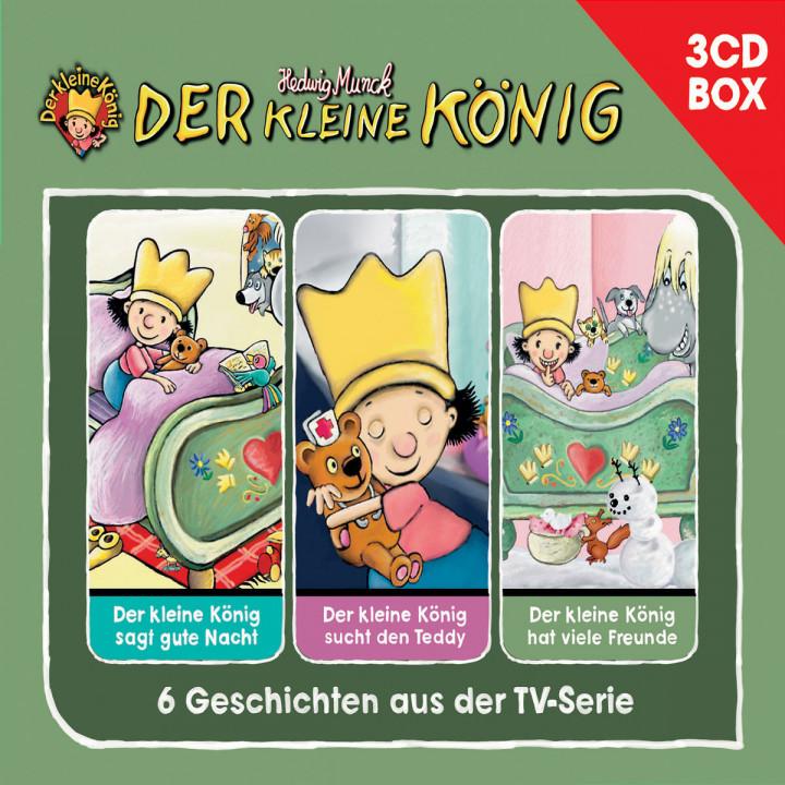 Der kleine König - Hörspielbox 0602517049844