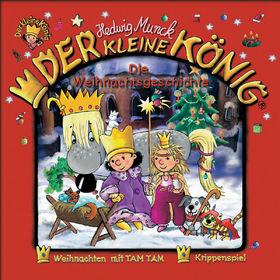 Der kleine König, 16: Die Weihnachtsgeschichte, 00602498771945