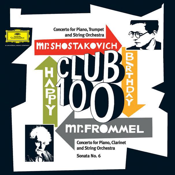 Moderne Musik, Club der Jubilare, Jahrgang 1906
