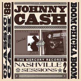 Johnny Cash, Classic Cash & Boom Chicka Boom, 00602498397770