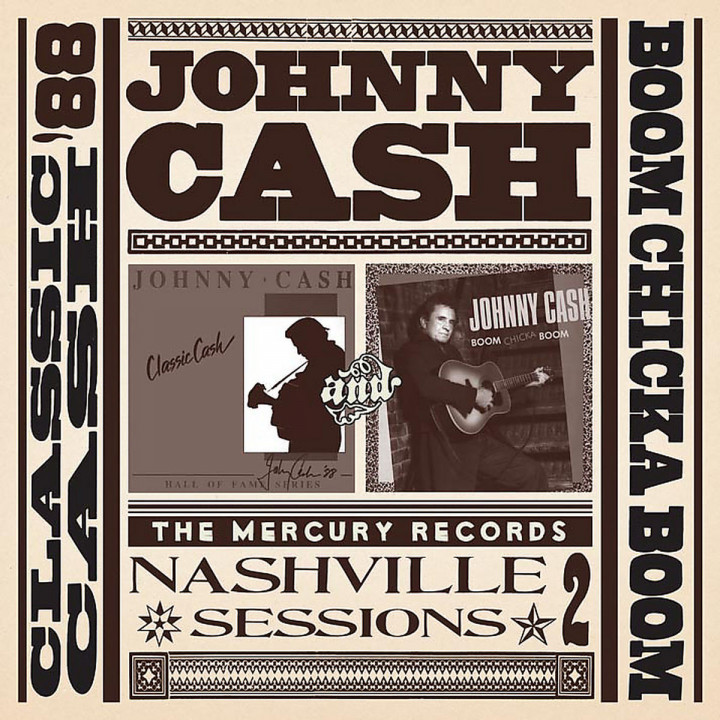 Classic Cash & Boom Chicka Boom 0602498397778