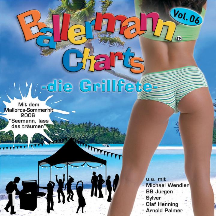 Ballermann Charts Vol.6 - Die Grillfete 4260010752421