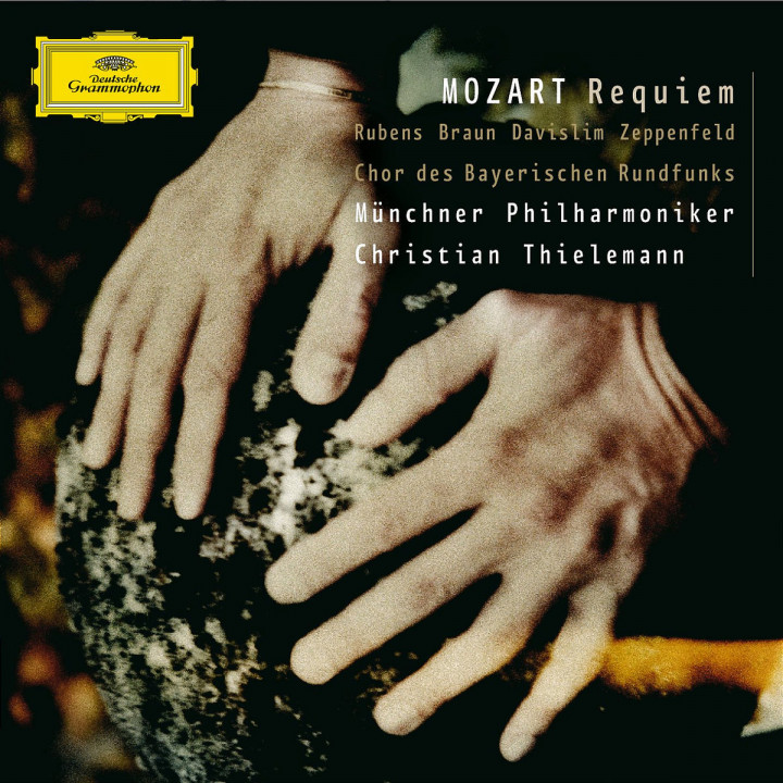 Mozart: Requiem in D minor, K.626 0028947757979